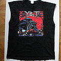 Y&T- Black tiger shirt