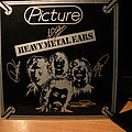 signed Picture- Heavy metal ears lp