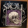 """signed The Skull- The skull 7"""""""