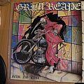 Grim Reaper- Fear no evil lp