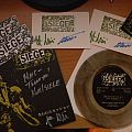 signed Siege- Lost session 7""