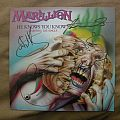 "signed Marillion- He knows you know 12"" ep."