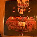 Coven- Witchcraft destroys minds & reaps souls lp