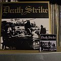 Other Collectable - signed Death Strike- Fuckin' death lp first press 1991