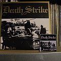 Death Strike - Tape / Vinyl / CD / Recording etc - signed Death Strike- Fuckin' death lp first press 1991
