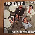 """Heresy- Whose generation ? 7"""""""