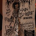 Wehrmacht gig poster