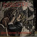 Other Collectable - signed The Exploited- Death before dishonour lp Rough Justice Records 1987