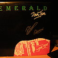 signed Emerald- Down town lp