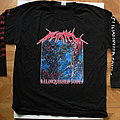 Burial- Relinquished souls longsleeve