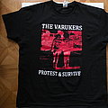 The Varukers- Protest & survive shirt