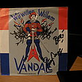 """signed Vandale- Wij willen Willem 7"""""""