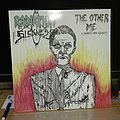 Radiation Sickness- The other me; a journey into insanity lp