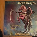Grim Reaper-See you in Hell lp