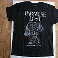 Paradise Lost- The plague within shirt