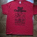 Dead Congregation- Only ashes remain shirt