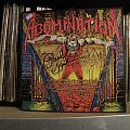 Other Collectable - signed Abomination- Abomination lp first press 1990