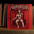 Other Collectable - signed Abomination demo comp lp