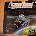 signed Agent Steel- Mad locust rising EP