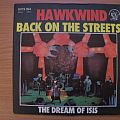 Hawkwind- Back on the streets 7""