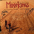 signed Vandenberg's Moonkings- Rugged and unplugged lp Tape / Vinyl / CD / Recording etc