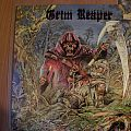 Grim Reaper-Rock you to Hell lp