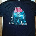 Metal Church 2019 European tourshirt