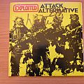 """signed The Exploited- Attack/ Alternative 7"""""""
