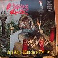 signed Mortuary Drape- All the witches dance lp