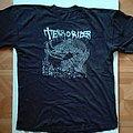 Terrorizer - TShirt or Longsleeve - Terrorizer-  demo shirt