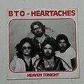 "Bachman-Turner Overdrive - Tape / Vinyl / CD / Recording etc - Bachman- Turner Overdrive- Heartaches/ Heaven tonight 7"""