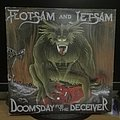Flotsam and Jetsam- Doomsday for the receiver lp