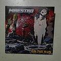 Maestro - Tape / Vinyl / CD / Recording etc - Maestro- On the run promo cd