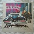 Girlschool - Tape / Vinyl / CD / Recording etc - Girlschool- Hit and run lp