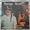 Savage Grace - Tape / Vinyl / CD / Recording etc - Savage Grace- Master of disguise lp