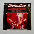 """Status Quo - Tape / Vinyl / CD / Recording etc - Status Quo- Accident prone/ Let me fly 7"""""""