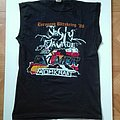 European Blitzkrieg '88 tourshirt