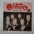"Heart - Tape / Vinyl / CD / Recording etc - Heart- Magic man/ How deep it goes 7"""