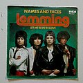 """Lemming - Tape / Vinyl / CD / Recording etc - Lemming- Names and faces/ Let me be in love 7"""""""