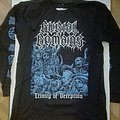 Burial Remains - TShirt or Longsleeve - Burial Remains- Trinity of deception longsleeve