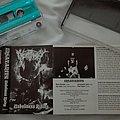 Insatanity - Tape / Vinyl / CD / Recording etc - original Insatanity- Unholy rising demo
