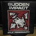 Sudden Impact- Split personality lp