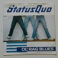 """Status Quo - Tape / Vinyl / CD / Recording etc - Status Quo- Ol' rag blues/ Stay the night 7"""""""