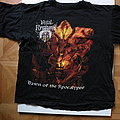 Vital Remains- Dawn of the apocalypse shirt