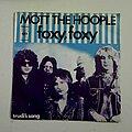 "Mott The Hoople - Tape / Vinyl / CD / Recording etc - Mott The Hoople- Foxy, foxy/ Trudi's song 7"""