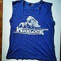 Warlock - TShirt or Longsleeve - Warlock Fan club shirt
