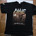 Grave- Back from the grave shirt
