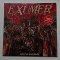 Exumer - Tape / Vinyl / CD / Recording etc - Exumer- Hostile defiance lp