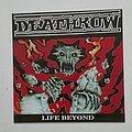 Deathrow - Tape / Vinyl / CD / Recording etc - Deathrow- Life beyond lp
