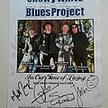 Snowy White Blues Project - Other Collectable - signed Snowy White Blues Project poster